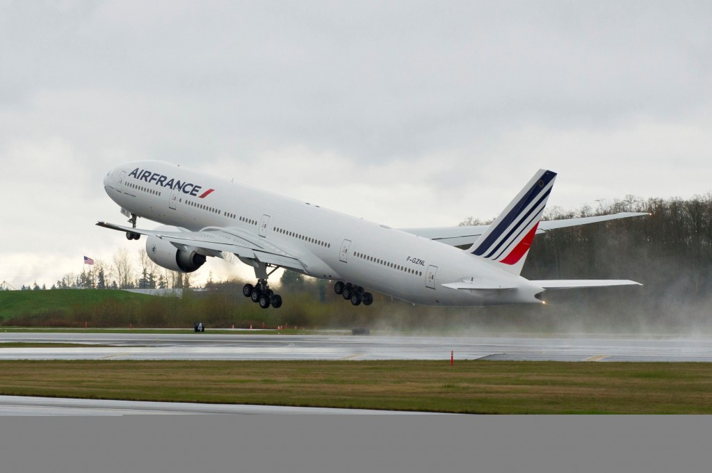 Boeing delivers 60th 777 aircraft to Air France