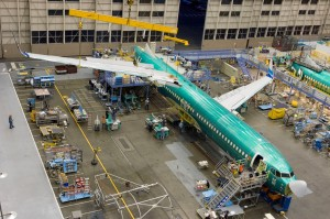 Boeing increase Next Generation 737 aircraft production