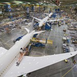 Boeing increases production rate for 787 Dreamliner aircraft