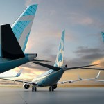 Boeing introduce the new 737 MAX family