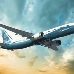 Boeing unveil the new 737 MAX