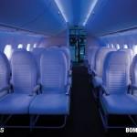 Bombardier CSeries 5 seat Korean Air cabin interior