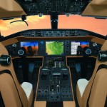 Bombardier Vision Flight Deck Enters Service on Niki Lauda's New Global 5000 Jet