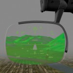 Bombardier Vision Flight Deck is industry's first to feature synthetic vision imagery on head-up display