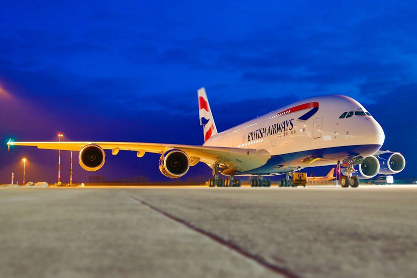 British Airways 787 and A380 aircraft due to arrive within weeks