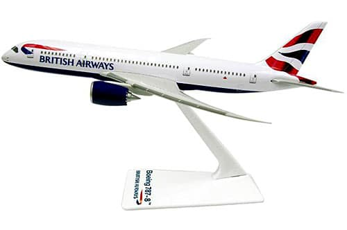 British Airways Boeing 787 Dreamliner scale aircraft model