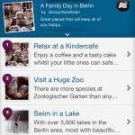 British Airways Perfect Day iPhone App
