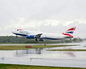 British Airways World Cargo Boeing 747-8 Freighter