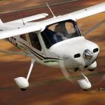 Cessna 162 Skycatcher aircraft for flight school training
