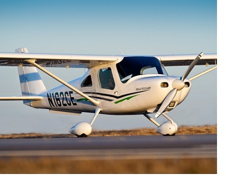 Cessna 162 Skycatcher wins AIAA General Aviation Award