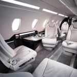 Cessna Citation Ten cabin seat layout