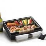 US Airways DineFresh chicken meal