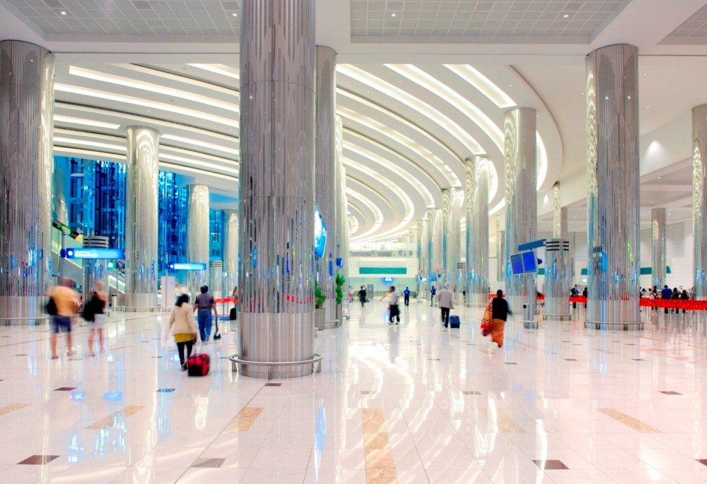 Dubai Airport passenger numbers still on the increase but air cargo slow