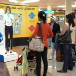 Dubai Airport use Virtual Assistants