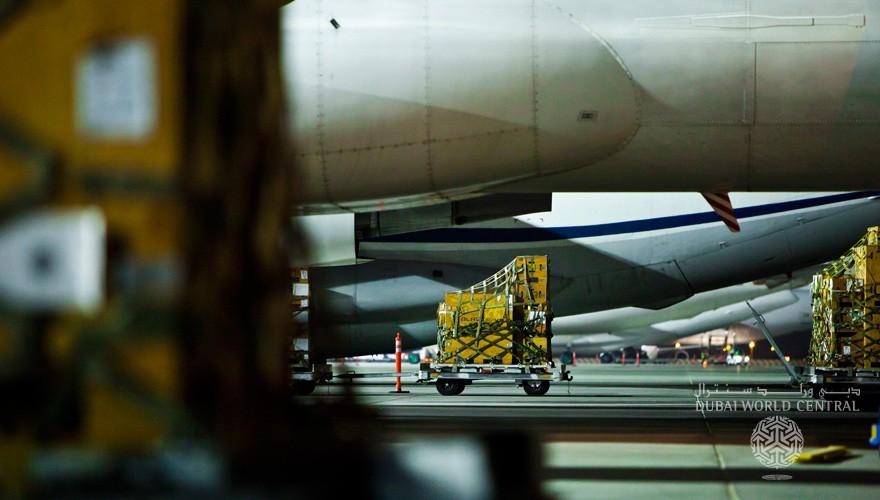 Dubai World Central sees Air Cargo volumes rise 7.8 per cent