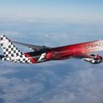 Etihad Formula 1 Airbus A340