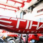 Etihad Ferrari Formula 1 Sponsorship
