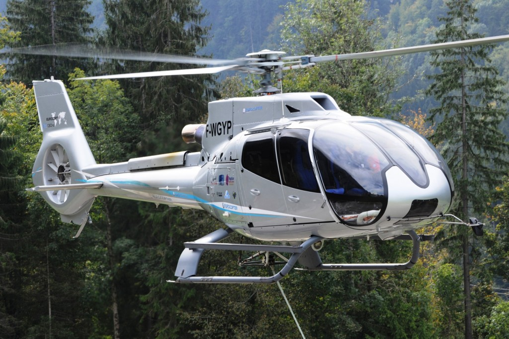 Eurocopter Take Latest Ec130 T2 Helicopter On Two Week