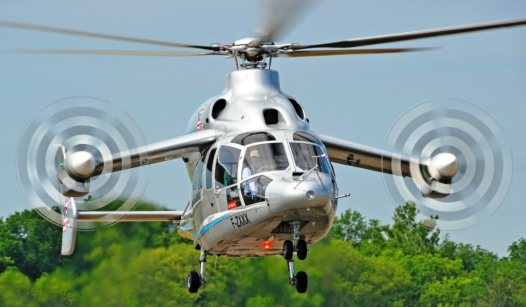 Eurocopter to fly X3 helicopter demonstrator at ILA Berlin Air Show