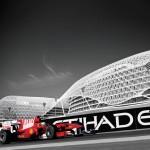 Formula 1 Etihad Abu Dhabi Grand Prix Circuit