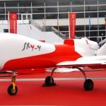Farnborough Airshow 2012 UAV