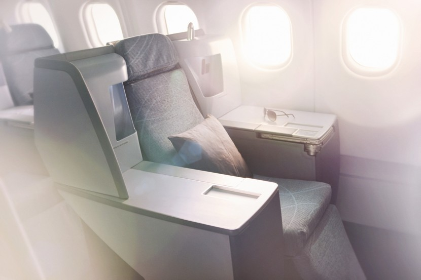 Fully flat seats for Finnair Business Class but not until 2014