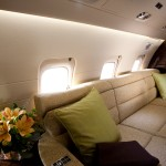 Inside The Challenger 850 Jet