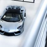 The new Lamborghini Aventador LP700-4 Roadster