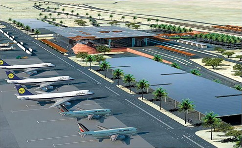 New Airport For Eilat in 2014