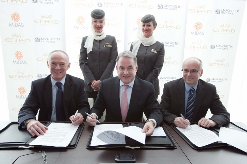 Etihad to employ 160 in new Manchester Contact Centre