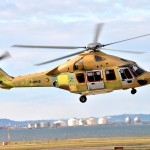 New Eurocopter EC175 helicopter takes first flight
