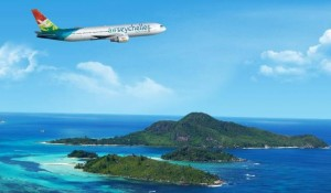 New livery and logo for Air Seychelles