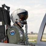Next-Gen Joint Helmet Mounted Cueing System integrated in F-15 Silent EagleJHMCS Helmet