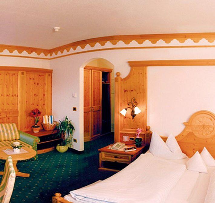 Plunhof Hotel Room