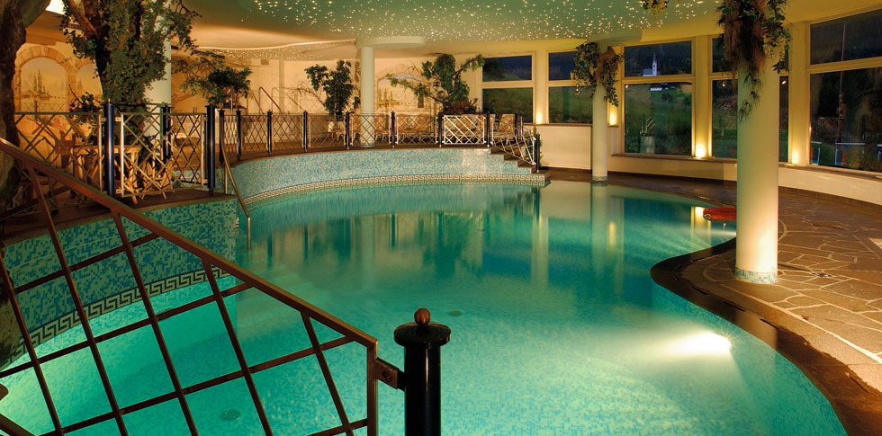 Plunhof Hotel Spa Swimming Pool