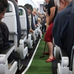 Putting competition at 30,000 fett on Air New Zealand Airbus A320