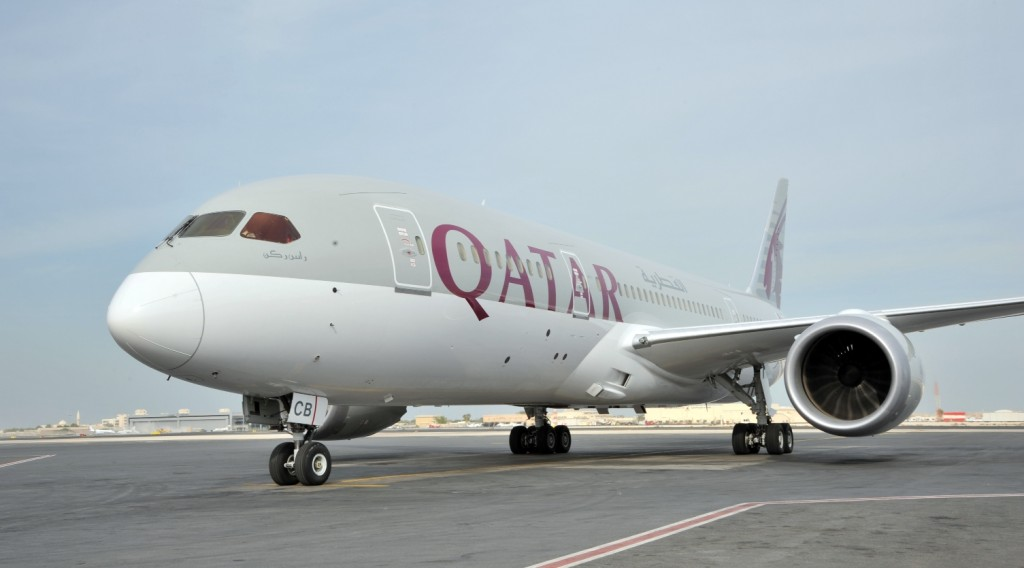 Qatar Airways First Boeing 787 Long Haul Flight Starts 13th December To London Heathrow