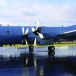 Repainted RAAF Orion AP-3C aircraft