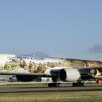 The Air New Zealand Hobbit Boeing 777-300ER