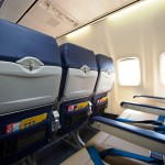 The new Southwest Airlines Evolve cabin seats