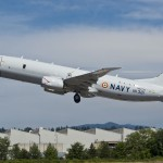 The second Boeing P-8I aircraft for the Indian Navy