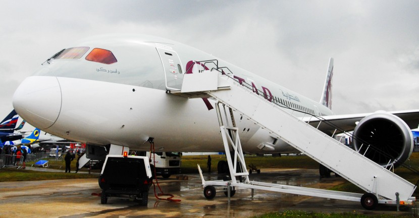 Two 787 Dreamliners to top Boeing product line-up at Paris Air Show