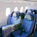 United Boeing 787 Dreamliner Cabin Seating