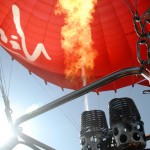hot air balloon burner